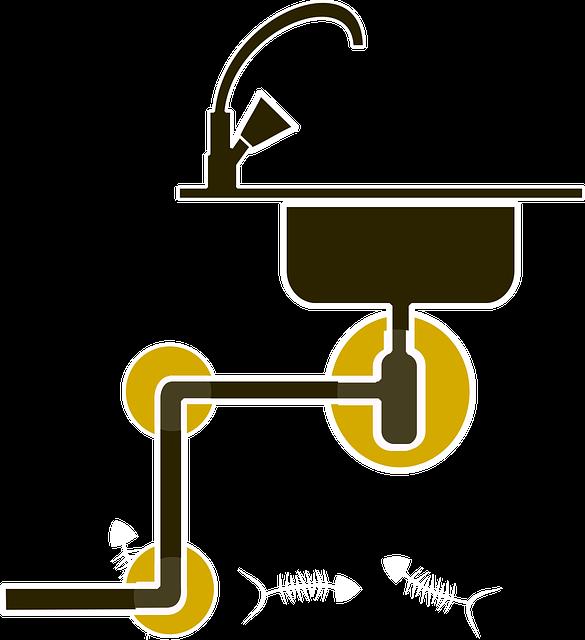 comment éviter les mauvaises odeurs dans les canalisations